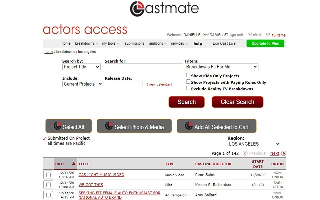 Castmate