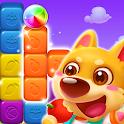 Puppy Cube: FUN & Blast 3 Match Game icon