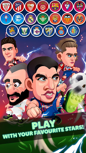Head Soccer La Liga 2018 4.3.0 screenshots 3