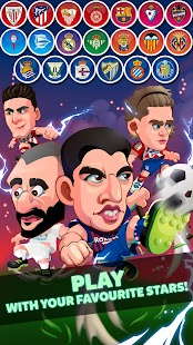 Head Soccer La Liga 2018 - náhled