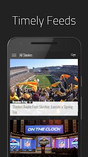 Still Curtain: Steelers News - náhled