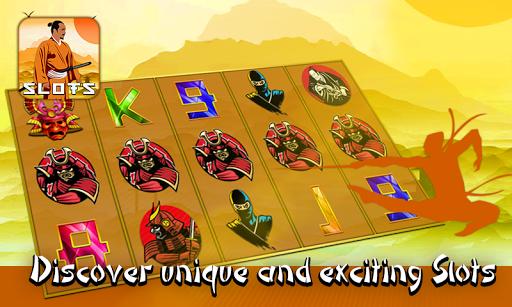 Samurai Siege Mega Slots