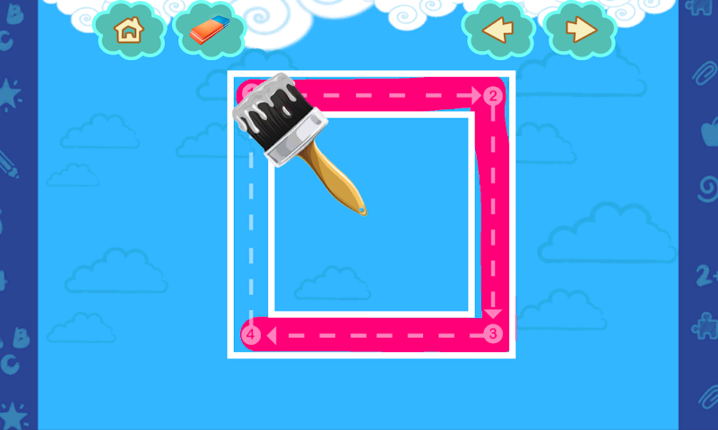 android Play Kids - Learn Shapes Screenshot 3
