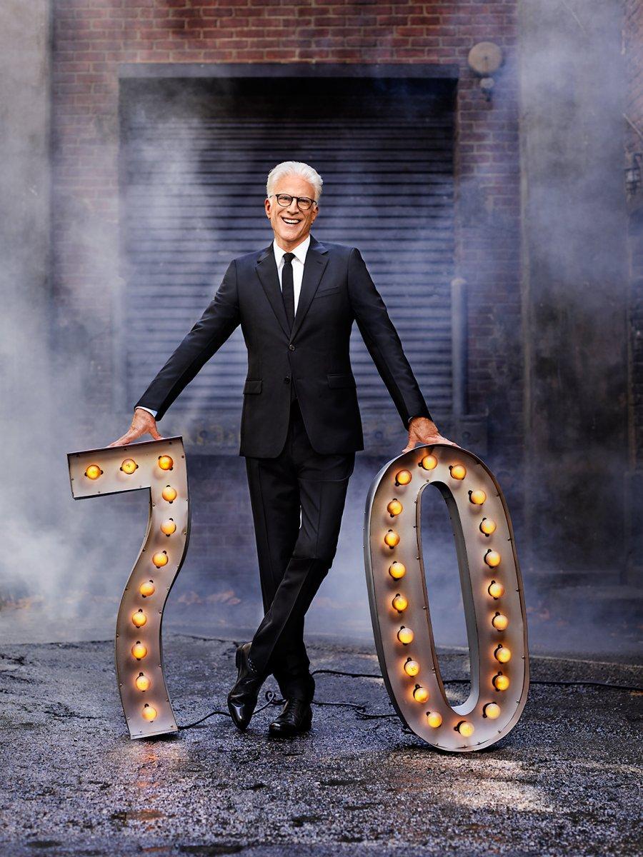 Ted Danson - Top 10 US Celebrities' Net Worth Make A Stir!