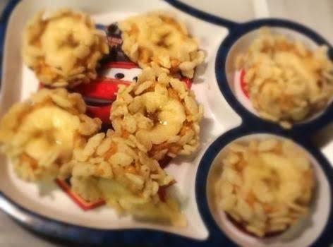 Kid's Breakfast Sushi! Recipe