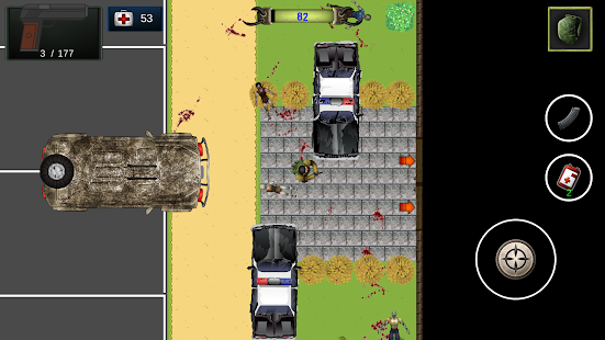 How to hack Zombie War Survivor - Arcade Top Down shooter Free for android free