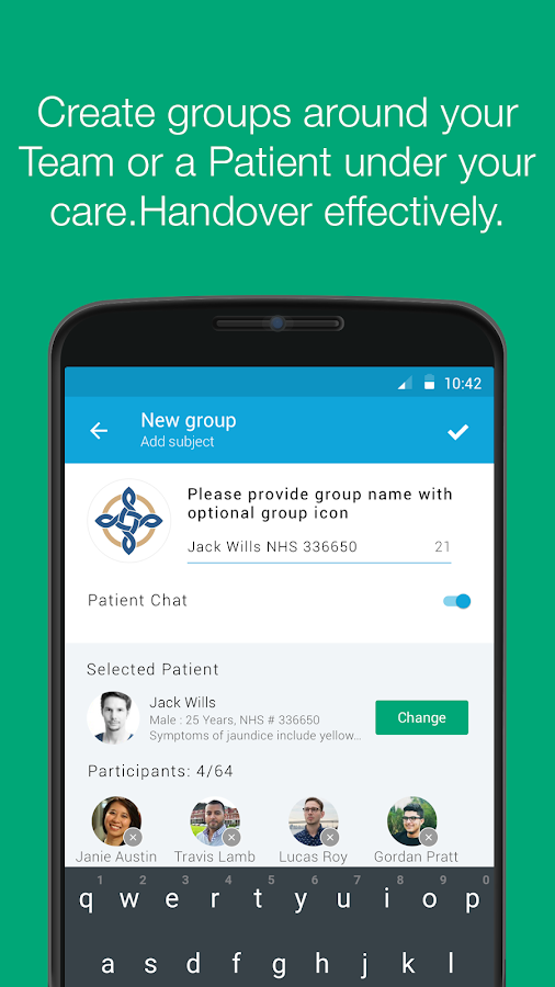 Medic Bleep - Medical Messenger- screenshot