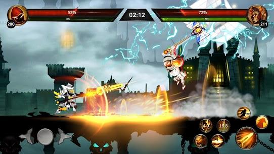 Stickman Legends: Shadow Of War Fighting Games 3
