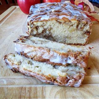 Apple Fritter… Bread!?.