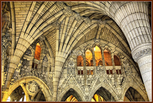 Canadian Parliament By Diana Campeanu