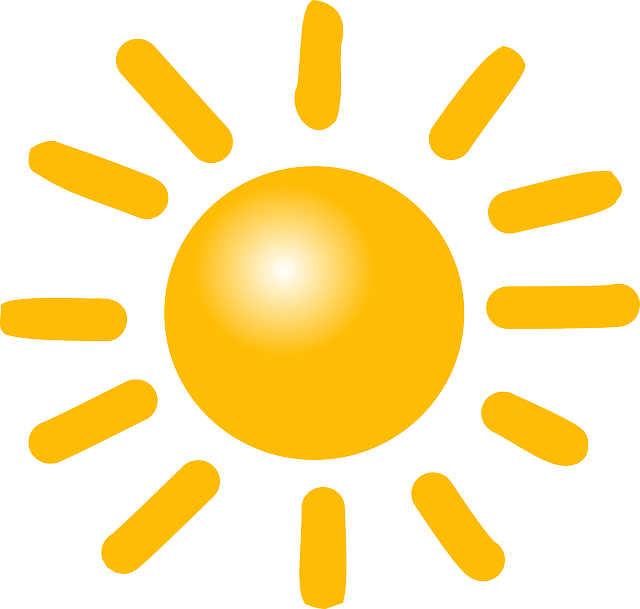 Sunshine, Symbolu