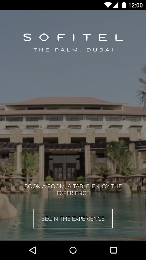 Sofitel The Palm Dubai- screenshot