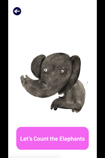 Kids Game Gajah Elephant- screenshot thumbnail