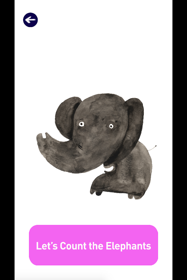 Kids Game Gajah Elephant- screenshot