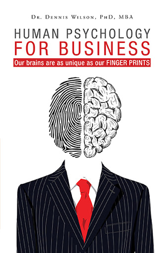 Human Psychology for Business cover