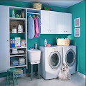 Design of a Laundry Room icon