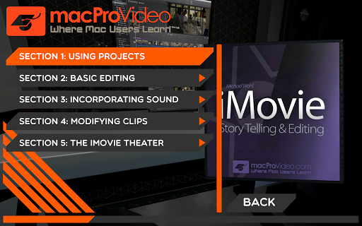 Storytelling Course For iMovie by mPV 102 image | 3