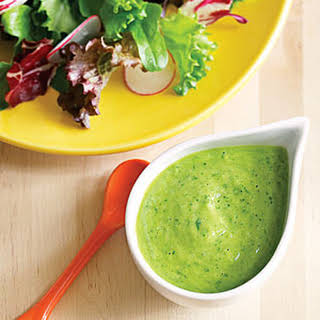 Creamy Cucumber-Avocado Salad Dressing.