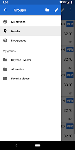 Avia Weather - METAR & TAF 2.11.6 Screenshots 5