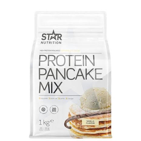 Star Nutrition Protein pancake Mix, 1kg - Vanilla