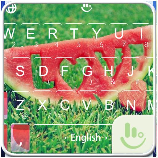 Summer Love Keyboard Theme
