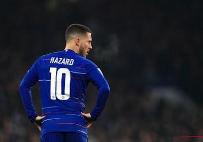 """Eden Hazard concernant le palier à franchir : """"Ce qu'il me manque, ce sont juste des stats"""""""