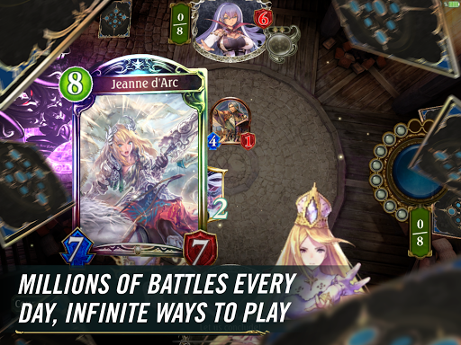 Shadowverse CCG - screenshot