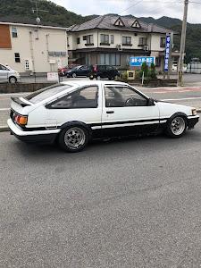 カローラレビン AE86 AE86 GT-APEXのカスタム事例画像 リョウ86さんの2018年09月23日11:07の投稿