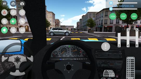 E30 Drift and Modified Simulator MOD (Unlimited Money) 3