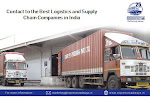 Contact to the Best Logistics and Supply Chain Companies in India