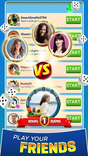 Dice With Buddies™ Free - The Fun Social Dice Game screenshot