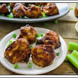 Barbecue Cauliflower Bites (Vegan & Gluten-Free)