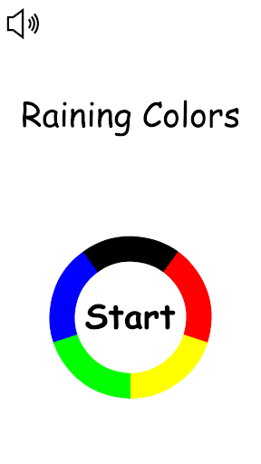 Raining Colors - Addicting Color Switch Game 1 screenshots 1