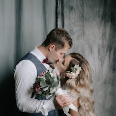 Wedding photographer Viktoriya Volosnikova (volosnikova55). Photo of 27.04.2018