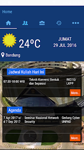 Unpad Mobile- screenshot thumbnail