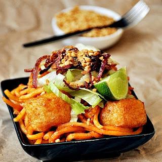 Fried Noodles Ketchup Recipes