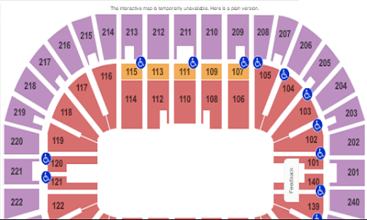 College Hockey Tickets - náhled