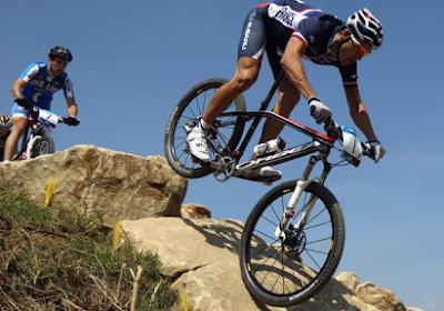 Julien Absalon, le double champion olympique de VTT, met fin à sa carrière