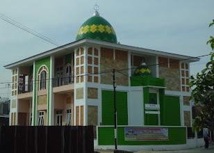 Photo: Masjid Darul Muttaqiin Jln Minahasa Raya Jati Padang Sumatra Barat