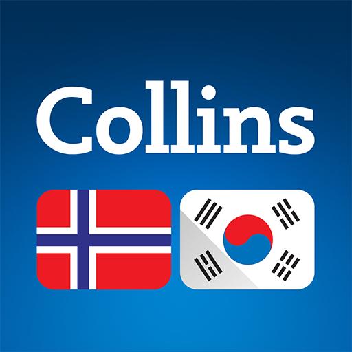 Collins Korean<>Norwegian Dictionary Icon