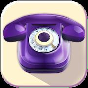 Old Phone Rotary Dialer Keypad