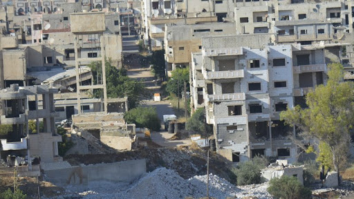 A decade after the first siege, Assad's regime besieges Daraa, the cradle of the Syrian Revolution