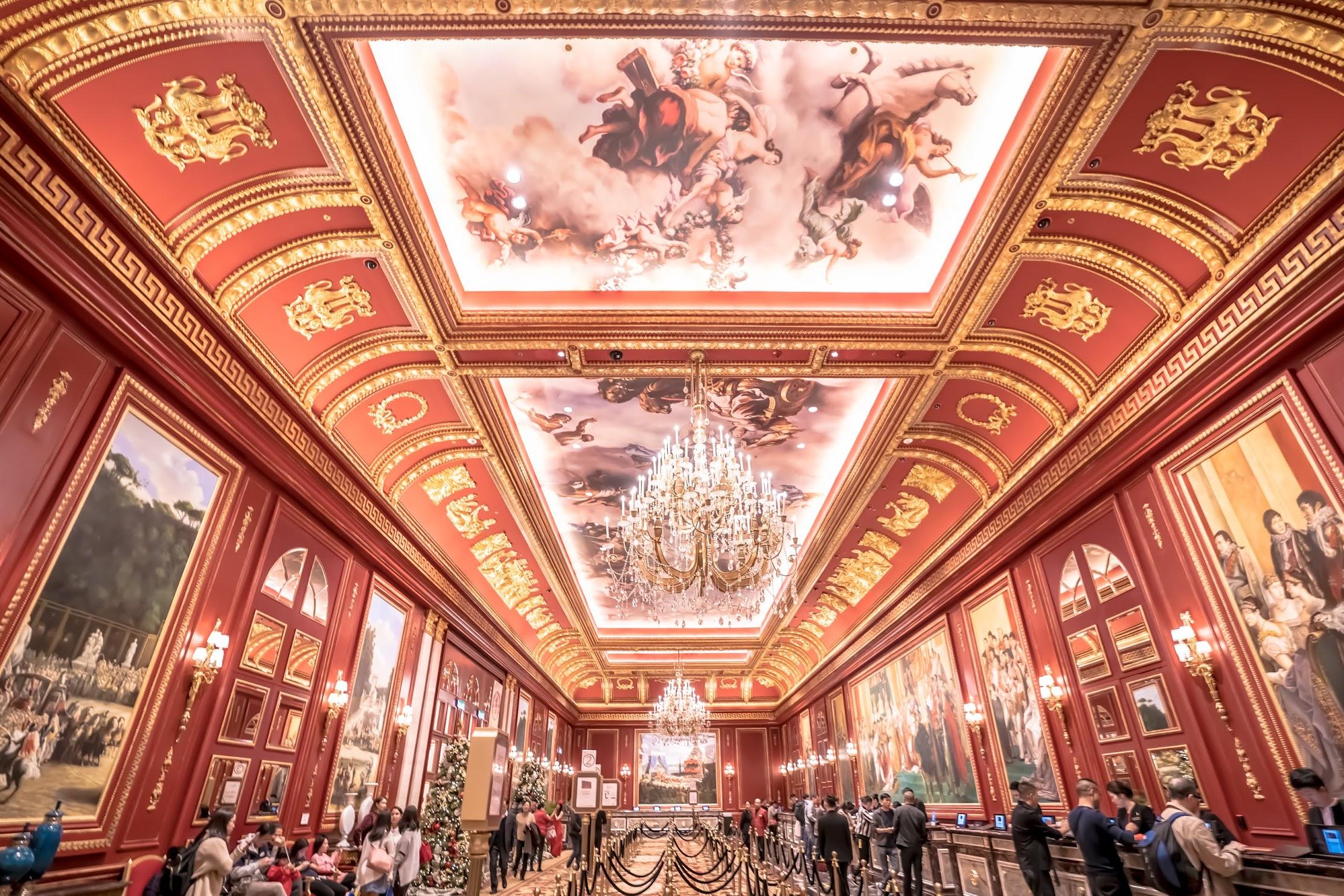 Parisian Macao hotel1