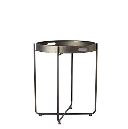 William ihopvikbart bord M grå dia 64 x h 77 cm