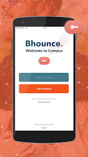Bhounce Campus Community - náhled