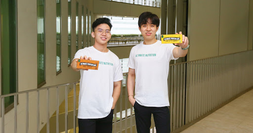 Eating insects: These 20-year-old S'porean students created protein bars made out of crickets
