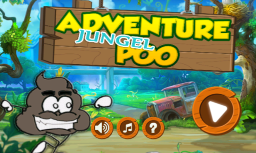 Adventure Poo In jungel