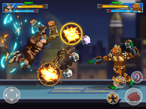 Robot Super: Hero Champions 1.0.8 screenshots 10
