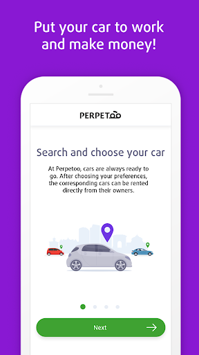 Perpetoo Car Sharing - Rent Directly From Owners screenshot 4