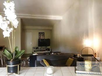 Appartement 2 pièces 62,27 m2